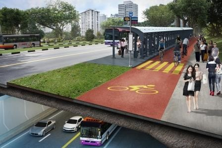 Yishun Bus and Road Bottlenecks Solved - | PAP Nee Soon