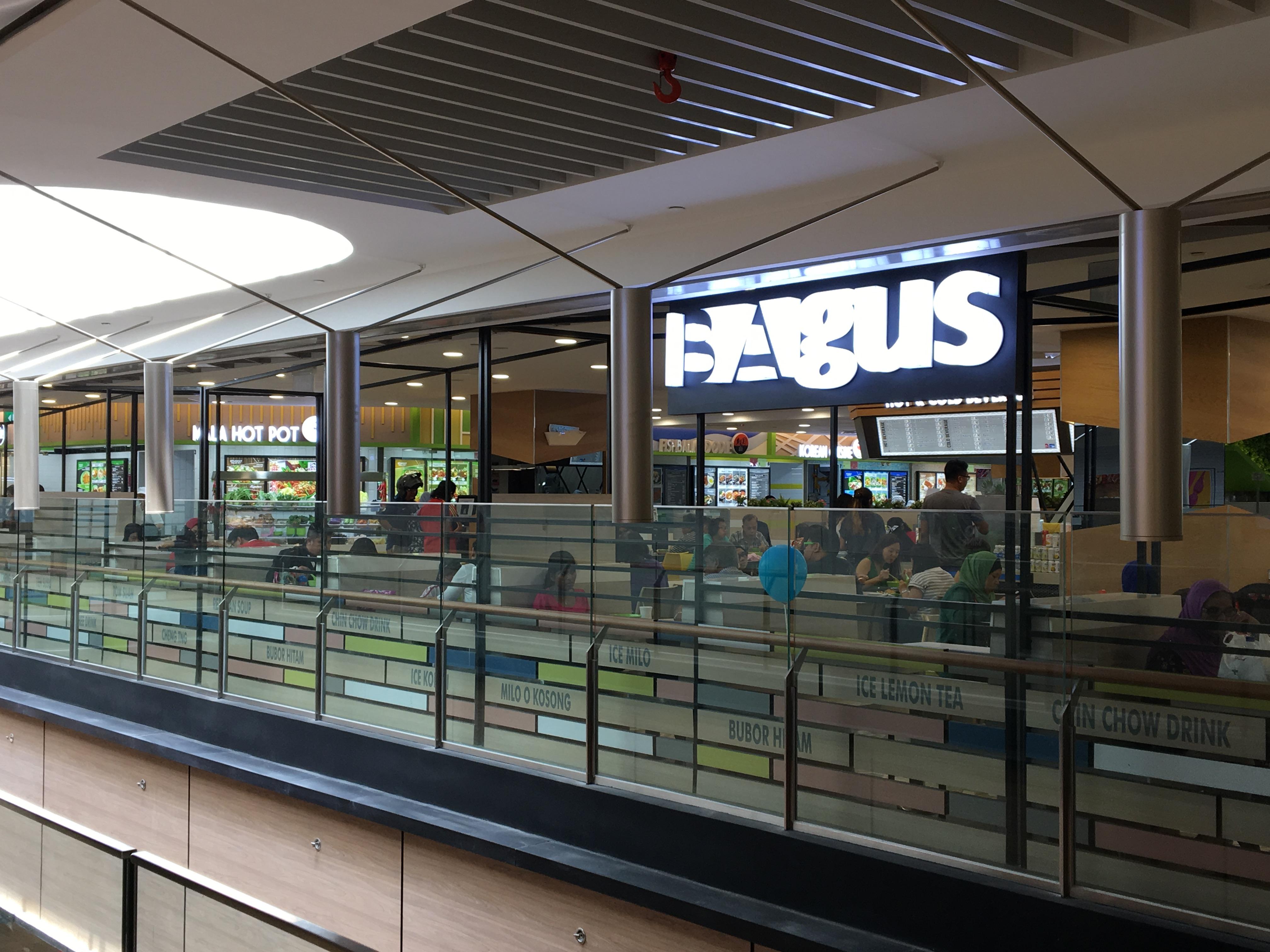 Bagus Food Court Halal